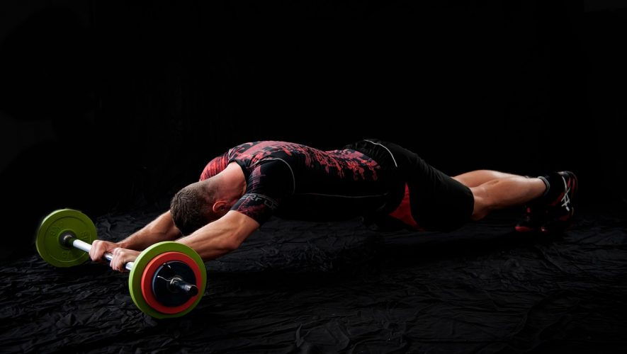 Increase strength by doing back exercise