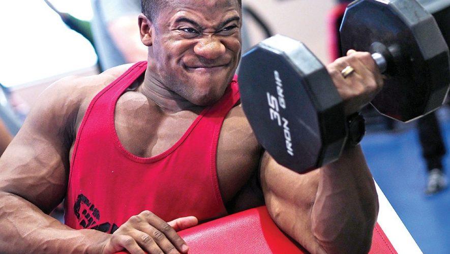 Excellent Biceps